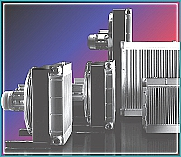 ACN and DCN Series Oil-Air Coolers