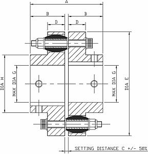 ATEX certificated Anti-Static / Flameproof Couplings