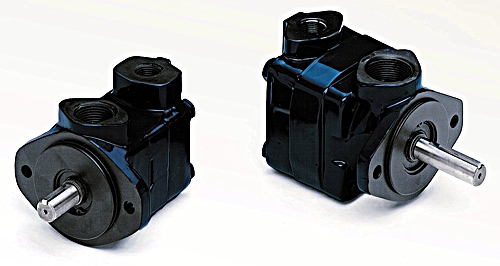 B1 / B2 series vane pump available from jbj Techniques Limited