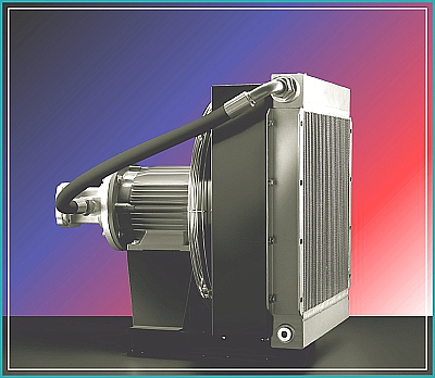 OCN off-line series Oil-Air Coolers