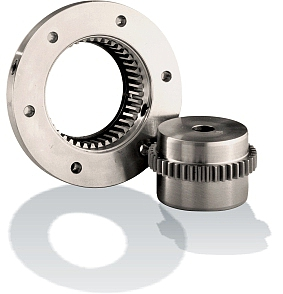 all steel gear coupling components
