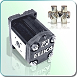 Elika low noise, low pulsation helical gear pumps