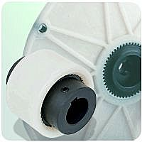 couplings: mechanical power transmission gear coupling