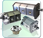 Hydraulic Pumps & Motors from jbj Techniques Limited