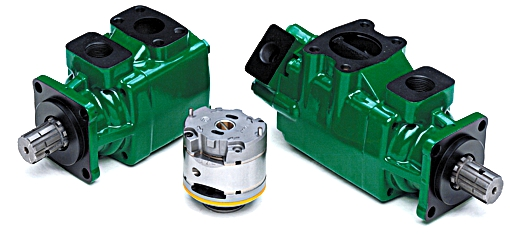 HQ series vane pump available from jbj Techniques Limited