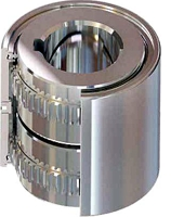 Hercufex CX series all steel gear coupling