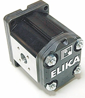 ELIKA helical gear pump, low noise, now pulsation gear pump