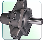 low speed, high torque hydraulic motors