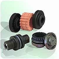 couplings: mechanical power transmission s-flex coupling