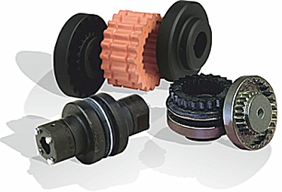 S-flex mechanical power transmission couplings from jbj Techniques Limited