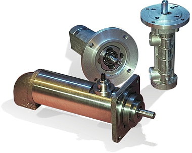 epicycloidal screw pumps