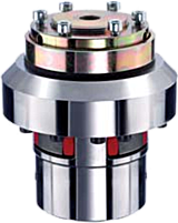 Torque Limiting coupling for protection against overload between two shafts.
